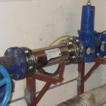 Replacing water softener - water conditioner installation - ScaleBuster SB65