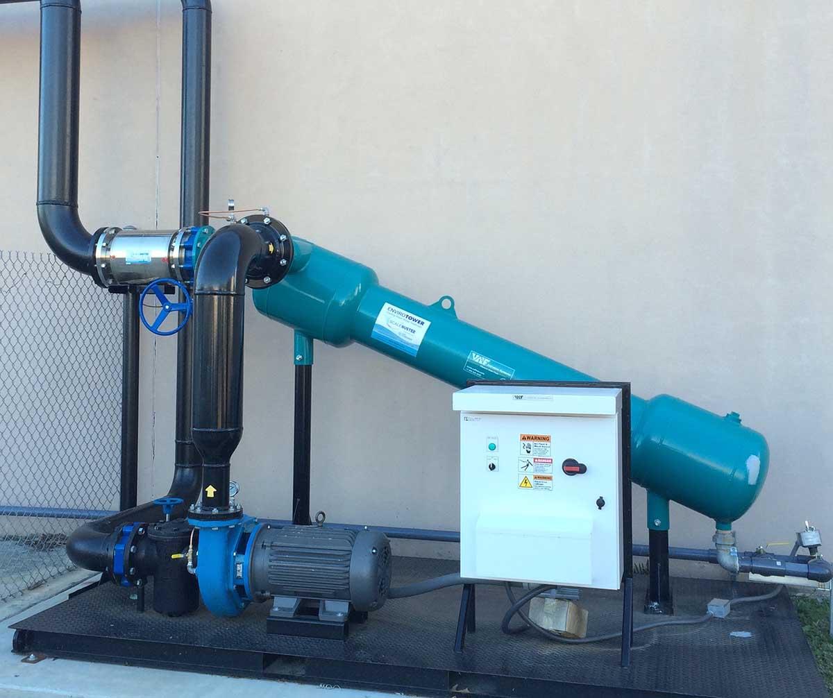 SB200 EnviroTower system